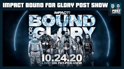 Impact Bound for Glory 2020 POST Show