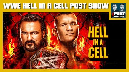WWE Hell in a Cell 2020 POST Show
