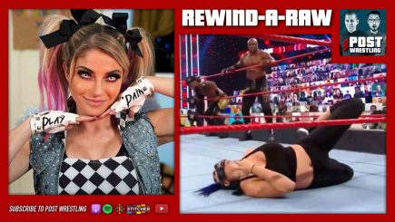 "Rewind-A-Raw 10/26/20: ""The Wreckoning"", Survivor Series card"