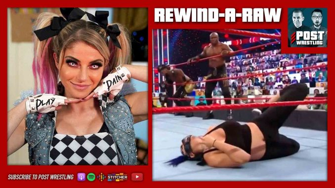 "Rewind-A-Raw 10/26/20: ""The Wreckoning"", Survivor Series card"