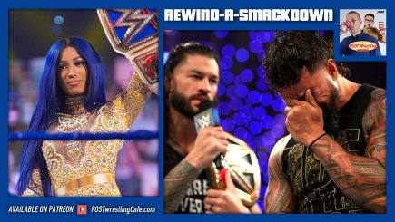 "Rewind-A-SmackDown 10/30/20: ""Back Stabbing Bitches"", WWE-Twitch"