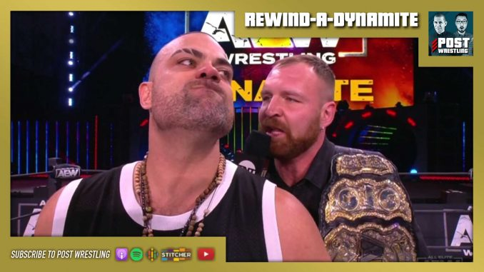 Rewind-A-Dynamite 11/4/20: AEW Full Gear Go-Home & Preview with Bruce Lord