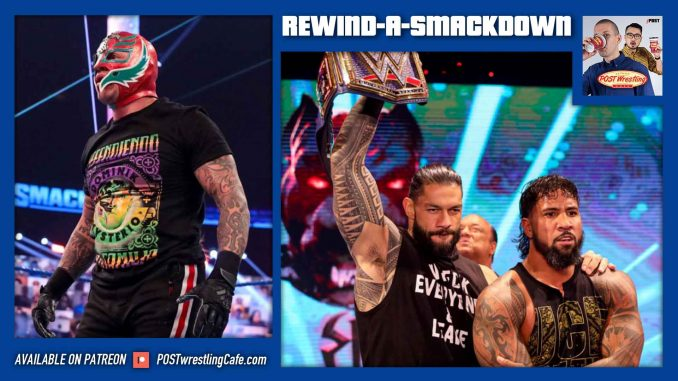 Rewind-A-SmackDown 11/6/20: Rey Forgets Full Gear