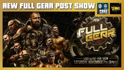 AEW Full Gear 2020 POST Show