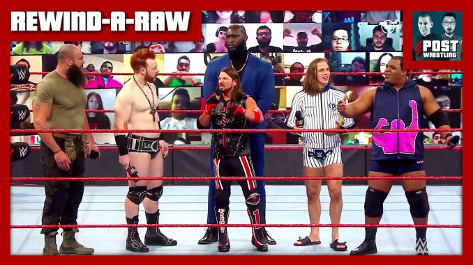 Rewind-A-Raw 11/9/20: Skipper, Mongoose, Bro-Lee, Fire Face & Dopey