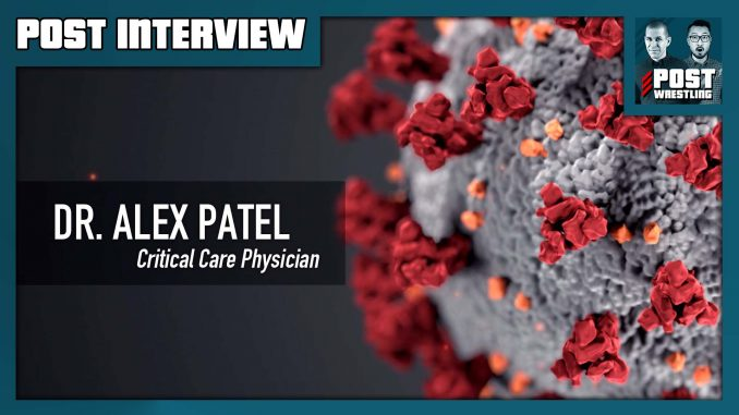 POST INTERVIEW: Dr. Alex Patel on the latest with COVID-19 (Nov. 2020)