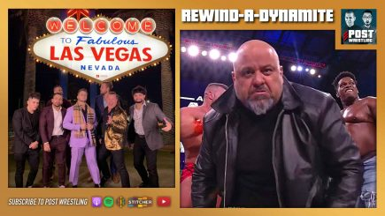 Rewind-A-Dynamite 11/18/20: Inner Circle in Vegas, Will Hobbs