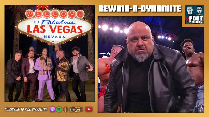 Rewind-A-Dynamite 11/18/20: Inner Circle in Vegas, Will Hobbs