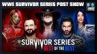 WWE Survivor Series 2020 POST Show w/ Mike Murray & WH Park