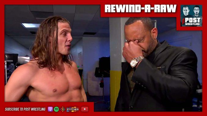 """Rewind-A-Raw 11/23/20: """"Brogurt"""""""