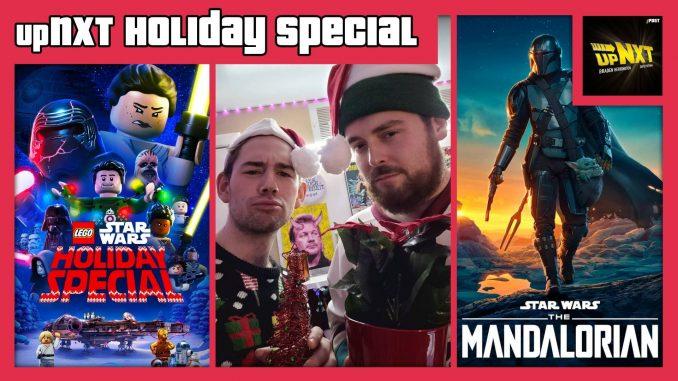 upNXT Life Day: The Mandalorian Season 2 & LEGO Star Wars Holiday Special