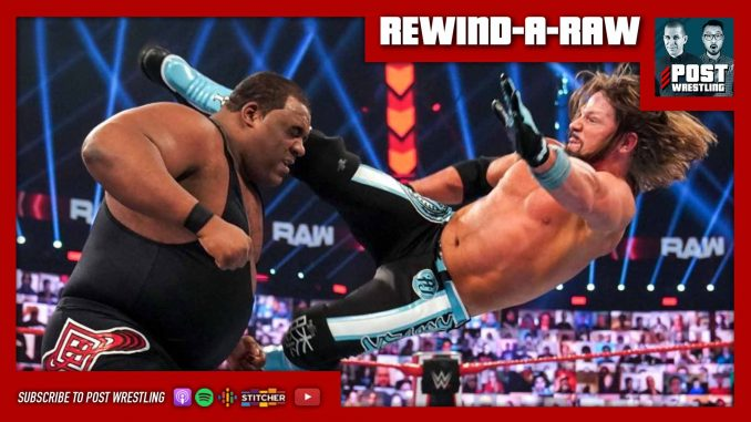 Rewind-A-Raw 11/30/20: TLC title match set, McIntyre & Sheamus, Liv Morgan