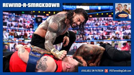 Rewind-A-SmackDown 12/4/20: Reigns-Owens at TLC, Pat Patterson, Pollock returns!