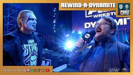 Rewind-A-Dynamite 12/9/20: Sting Speaks, SHAQ, AEW/IMPACT