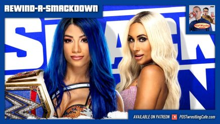 Rewind-A-SmackDown 12/11/20: Sasha Banks vs. Carmella, NXT India