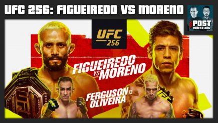Phil Chertok is joined by Eric Marcotte to review UFC 256 headlined by Deiveson Figueiredo vs. Brandon Moreno and Tony Ferguson vs. Charles Oliveira.