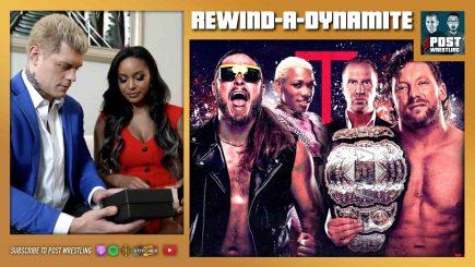 RAD 12/16/20: Kenny Omega vs. Joey Janela, RAW rating tanks