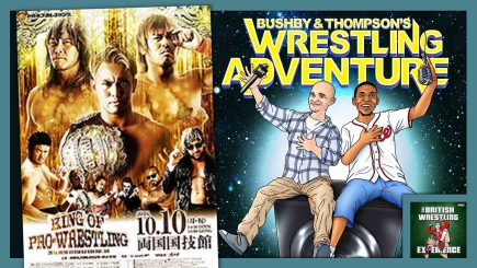 BTWA #4: NJPW King of Pro Wrestling (2016)