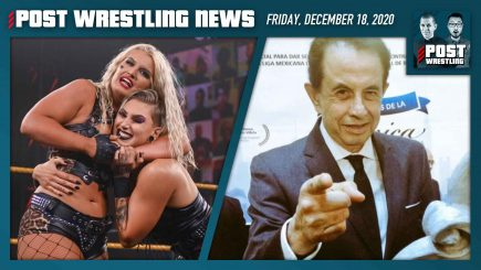 AEW-NXT Ratings, Dr. Alfonso Morales dead at 71 | POST News 12/18