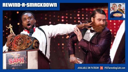 Rewind-A-SmackDown 12/18/20: TLC Go-Home, Sami Awards, ROH Final Battle