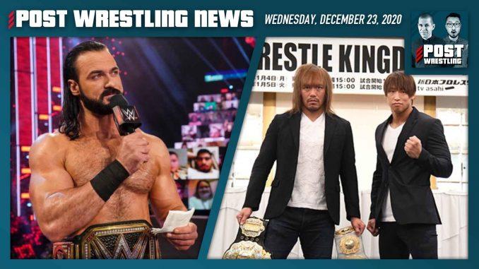Raw ratings, Wrestle Kingdom 15 line-up | POST News 12/23