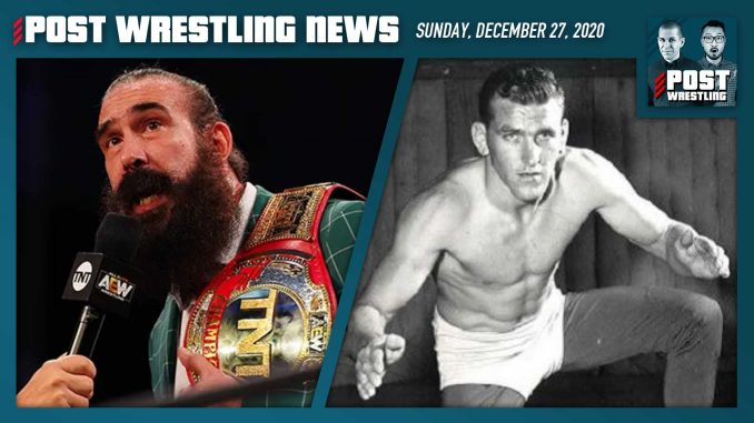 Brodie Lee & Danny Hodge Remembered | POST News 12/27
