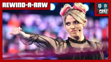 "Rewind-A-Raw 12/28/20: ""Alexaonfire"""