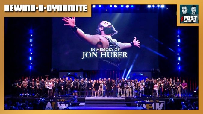 Rewind-A-Dynamite 12/30/20: In Memory of Jon Huber a.k.a. Brodie Lee