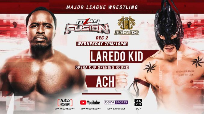MLW FUSION REPORT: 2020 Opera Cup Opening Round Concludes