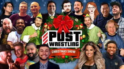 The POST Wrestling Christmas Show 2020