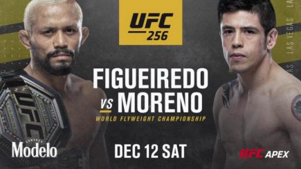 UFC 256 REPORT: Deiveson Figueiredo draws with Brandon Moreno to retain the UFC Flyweight Championship in an absolute war