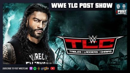 John Pollock & Wai Ting review WWE TLC 2020 featuring Randy Orton burning The Fiend alive in the first ever Firefly Inferno match. Plus, a pair of TLC title matches between Kevin Owens vs. Roman Reigns and Drew McIntyre vs. AJ Styles.