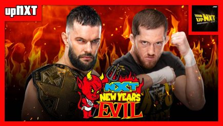 Braden Herrington and Davie Portman review WWE NXT's New Year's Evil headlined by Finn Balor vs Kyle O'Reilly for the NXT Championship.
