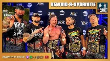 REWIND-A-DYNAMITE 1/6/21: Omega vs. Fenix, Bullet Club Reunion
