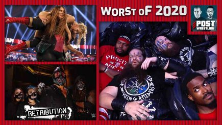 POST Wrestling's Worst of 2020 Show