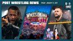 POST NEWS 1/15: AEW-NXT Ratings, WrestleMania 37, Alex Shelley