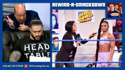 REWIND-A-SMACKDOWN 1/15/21: Ding Dong, A Contract Signing!