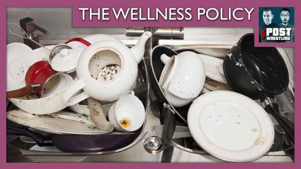 Join Wai Ting, Jordan Goodman, and members of the POST Wrestling Café for the debut episode of The Wellness Policy, a new monthly community-based podcast discussing topics such as mental wellness, creativity, entrepreneurship and culture.