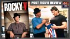 POST MOVIE REVIEW: Rocky V (1990)
