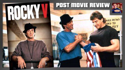 POST MOVIE REVIEW: Rocky V (1990)