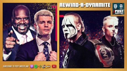 REWIND-A-DYNAMITE 1/27/21: The Hoodlums, Cody-Shaq