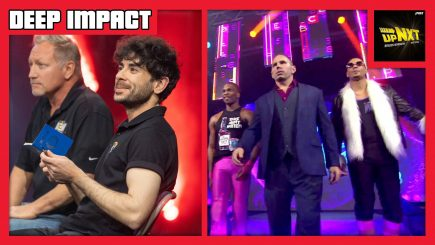 DEEP IMPACT 1/19/21: TK's Private Party
