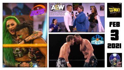 Shot In The Dark 2/2/21: Jon Moxley returns to NJPW, Women's Dusty cont'd