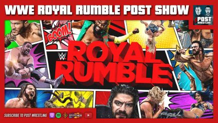 WWE Royal Rumble 2021 POST Show