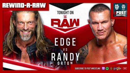 REWIND-A-RAW 2/1/21: Edge vs. Orton, Royal Rumble Fallout
