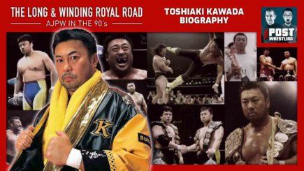 L&WRR #8: Toshiaki Kawada Biography w/ Dylan Fox