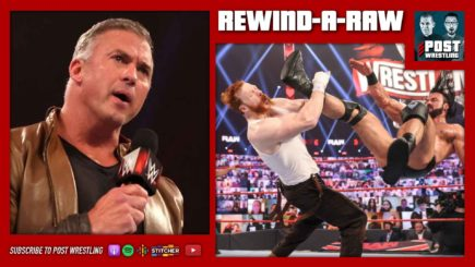 REWIND-A-RAW 2/8/21: Shane McMahon, Raw Chamber announced