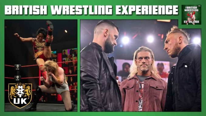 BWE: Meiko Satomura in NXT UK, Dunne vs. Balor, RevPro, Daniel Bryan in wXw