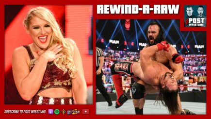 REWIND-A-RAW 2/15/21: Gauntlet Match, Tom Cole, TakeOver