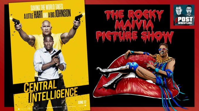 TRMPS #25: Central Intelligence (2016) w/ Andrew Thompson